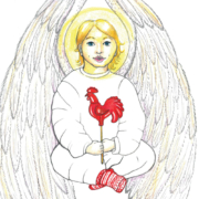 Angel-with-Sugar-Rooster-5