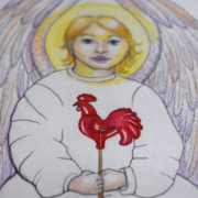 Angel-with-Sugar-Rooster-4